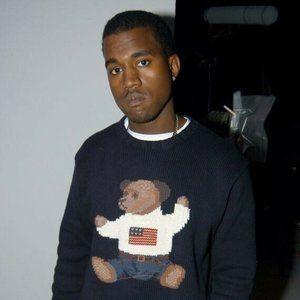 Vintage | Polo | Bear w/ Flag Sweater | XL